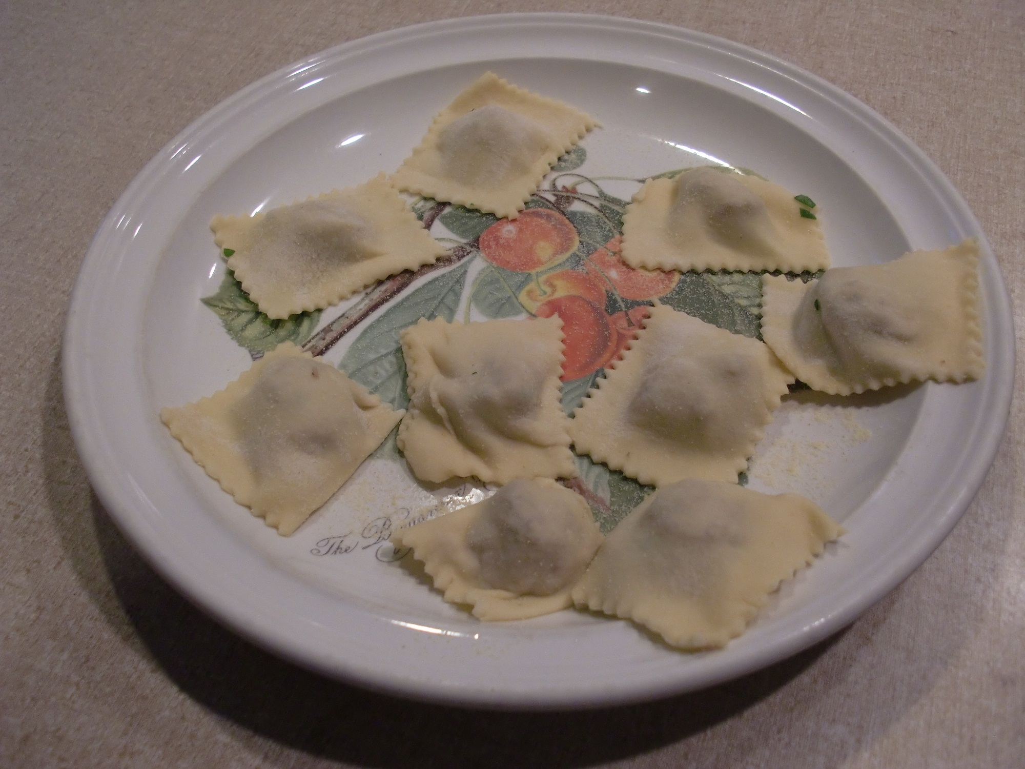 Homemade Ravioli Recipe (Ricotta cheese and Beef Ravioli)