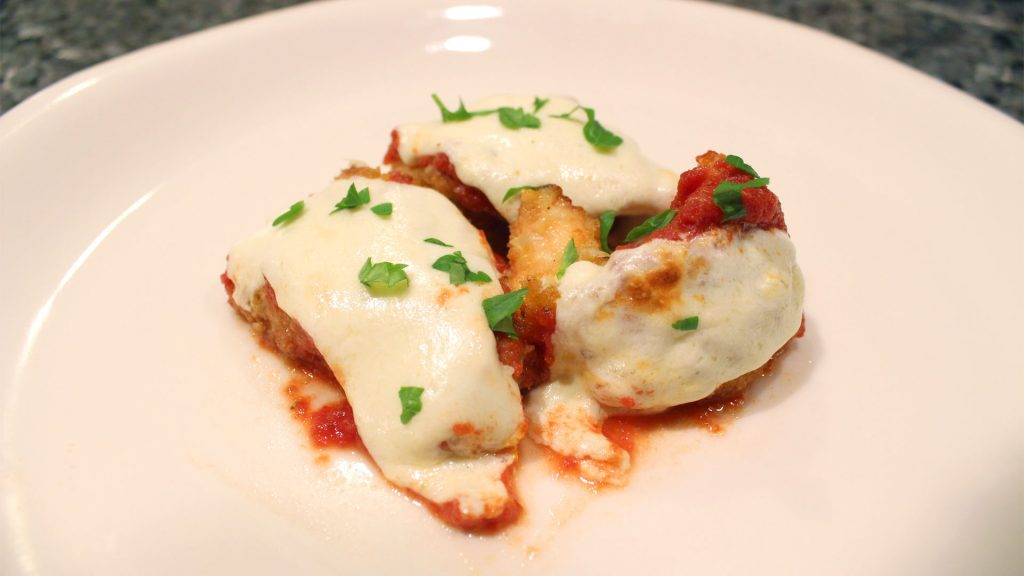 Shrimp Parmigiana Recipe
