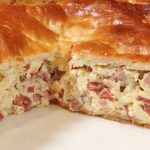 featured pizza rustica
