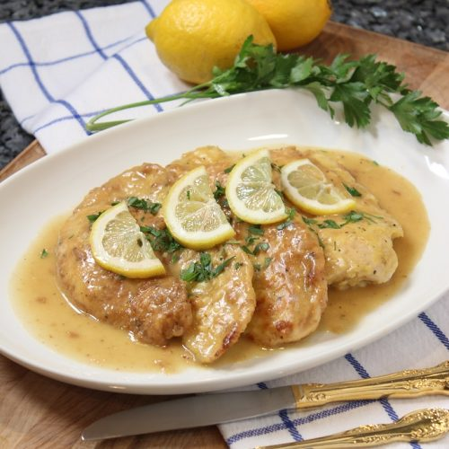 Chicken Francaise Recipe