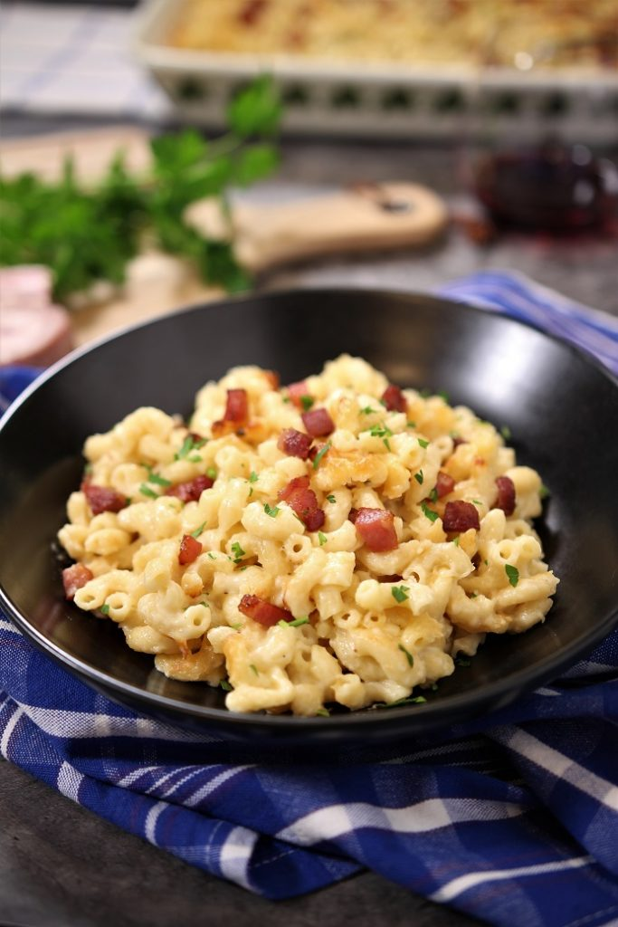 Italian Macaroni and Cheese