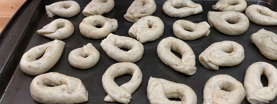 Homemade Taralli