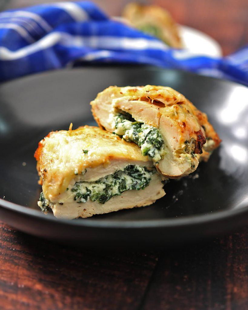 Ricotta And Spinach Stuffed Chicken Orsara Recipes