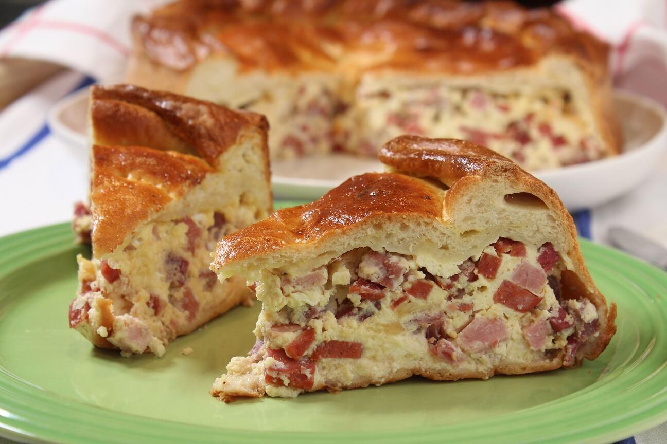 Pizza Rustica Recipe