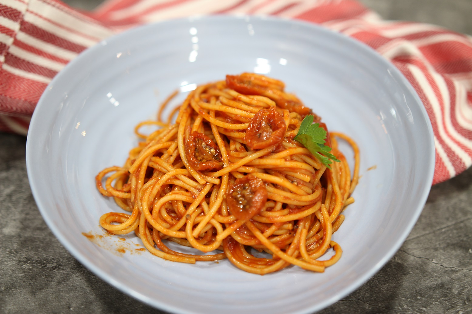 Spaghetti all'Assassina 'Killer Spaghetti'